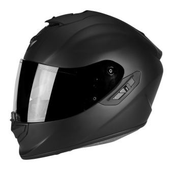KASK INTEGRALNY SCORPION EXO-1400 AIR BLACK MAT