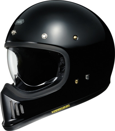 KASK INTEGRALNY SHOEI EX-Zero black