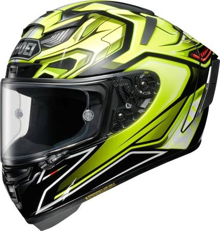 KASK INTEGRALNY SHOEI X-SPIRIT III AERODYNE TC-3