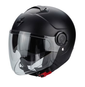 KASK OTWARTY SCORPION EXO-CITY BLACK MAT