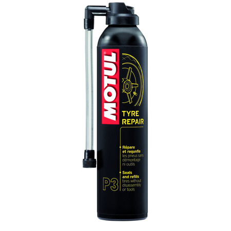 PIANKA DO OPON MOTUL TYRE REPAIR 300ML