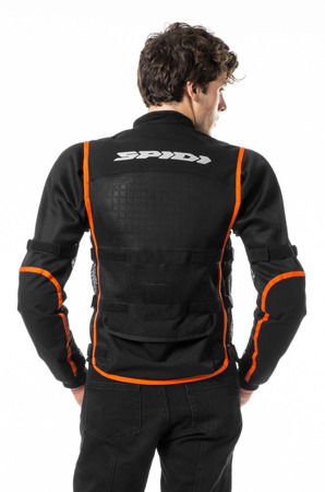 ZBROJA SPIDI MULTITECH ARMOR EVO ORANGE